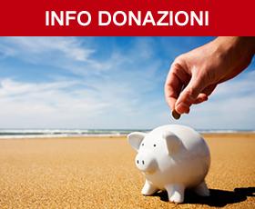 Informazioni donazioni